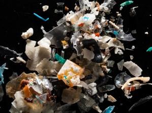 Assorted Microplastics